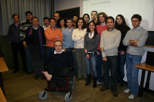 Search Computing Group Picture